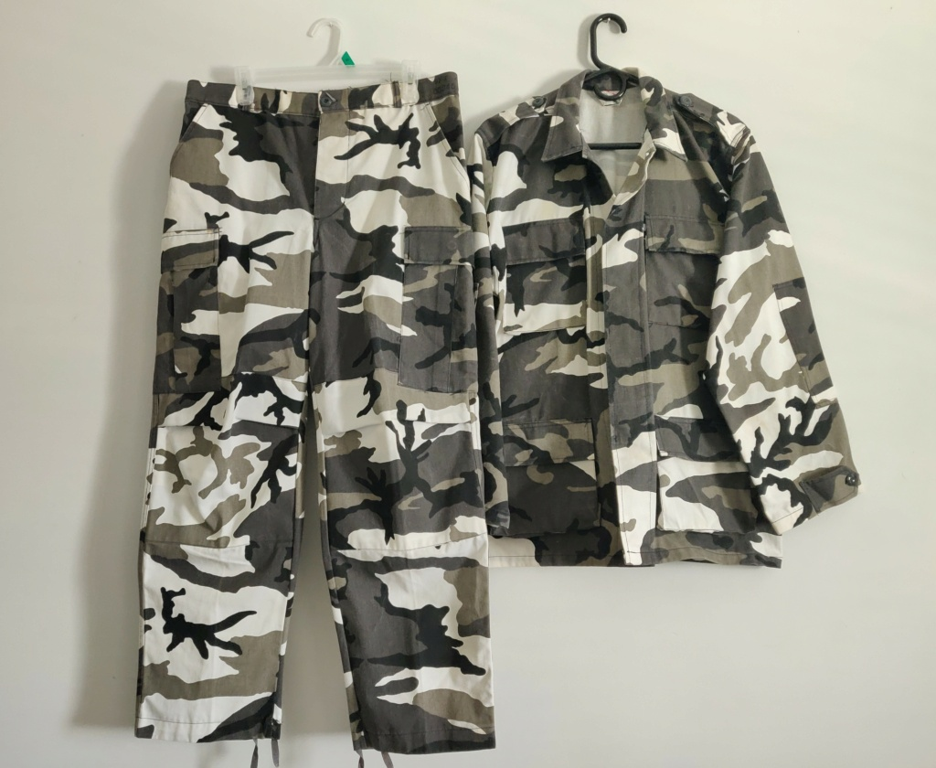 Mexican Army Urban Uniform Img_2013