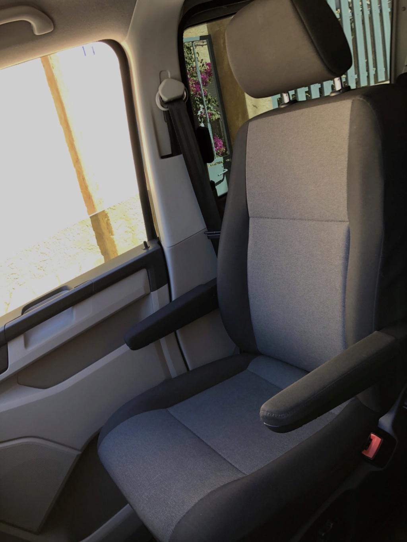 2 sièges confort chauffants avant pour T6 modèle austin 2a256a10