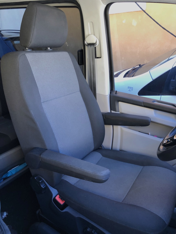 2 sièges confort chauffants avant pour T6 modèle austin 7f44a710