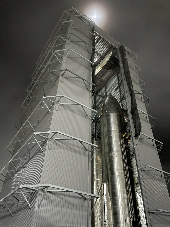 Starship SN11 (Boca Chica) Starsh11