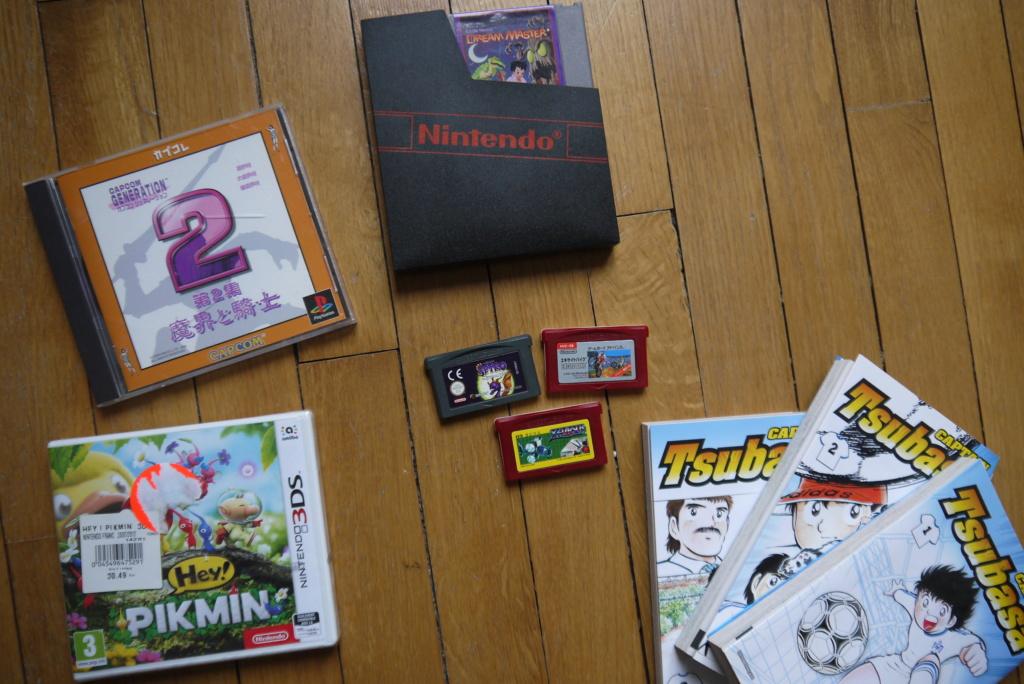 JE REÇOIS, JE DONNE: labyrinth of refrain PS4,C-12 final PS1,tortue ninja NES,super mario bros NES,GTA liberty city stor - Page 2 P1110210