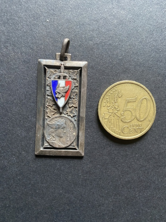 Identification insigne Légion Française des combattants  Img_6413