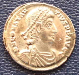 Une Silique de Constance II Num410