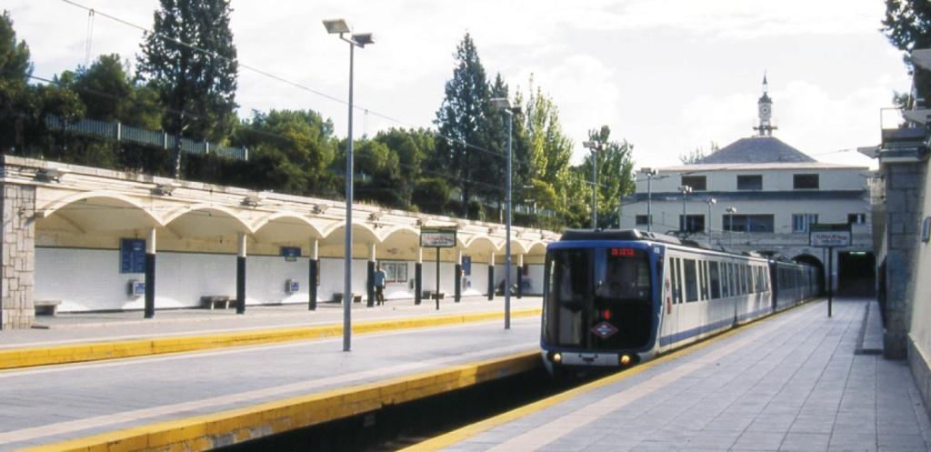 Real Virtual (Metro Madrid) Station L_10-410