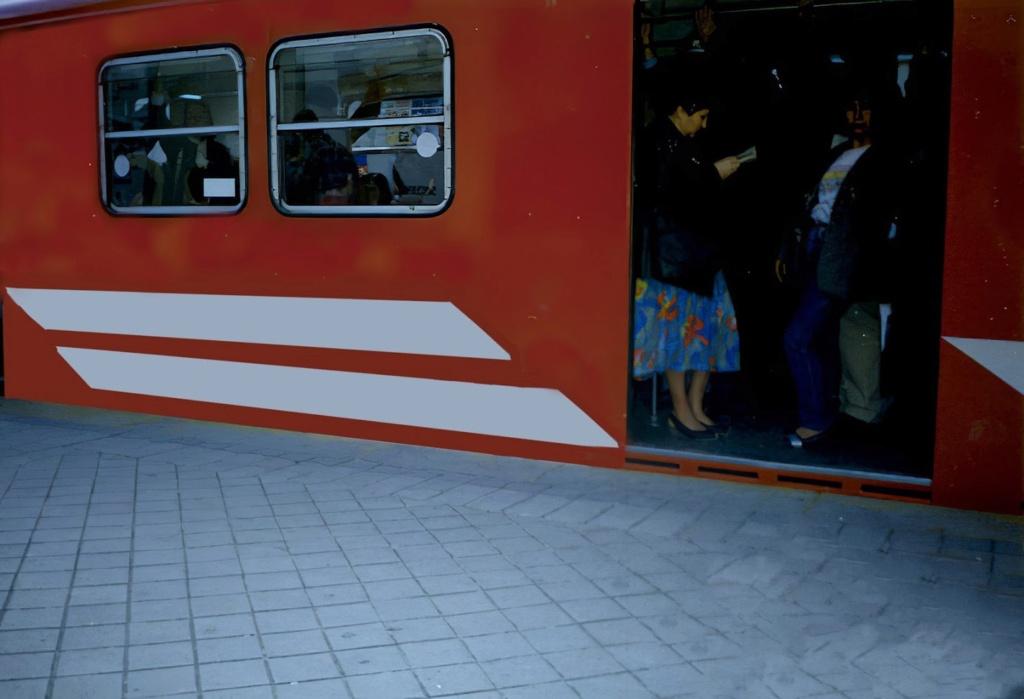 Metro Madrid Photos recuperation serie Models 300  Wywd10