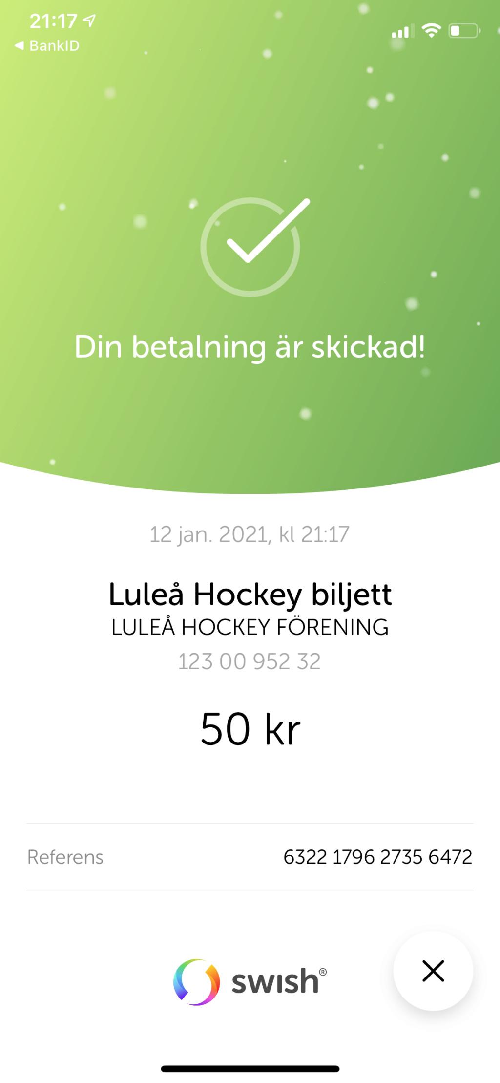 2021-01-12, SHL-match 30, Luleå - Linköping - Sida 3 50f4bf10