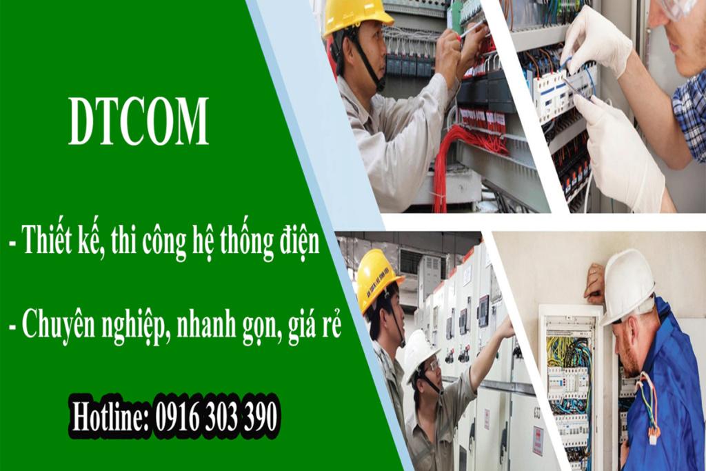 CÔNG TY TNHH DTCOM VIỆT NAM Backgr10