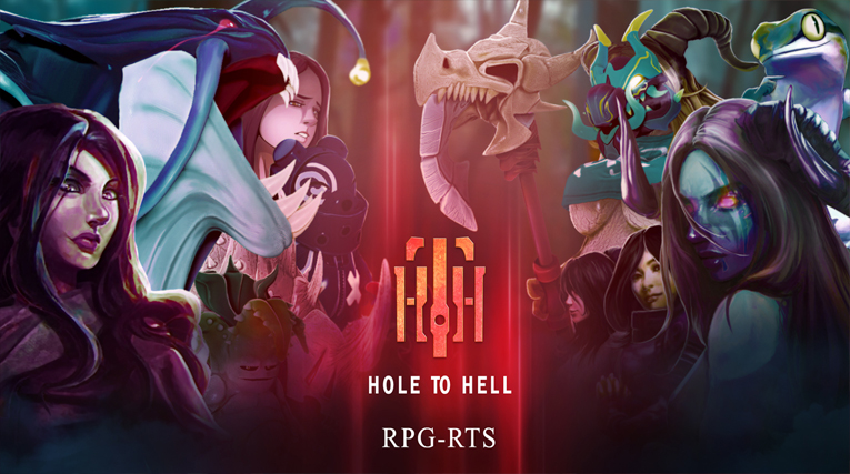 Hole to Hell - Hole Hthpor12