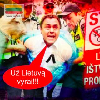 """Ar skiriasi pederastas ir gėjus? Valstybinė lietuvių kalbos komisija įžeidaus žodžio """"pederastas"""" pobūdžio neįžvelgia (video) Screen18"""