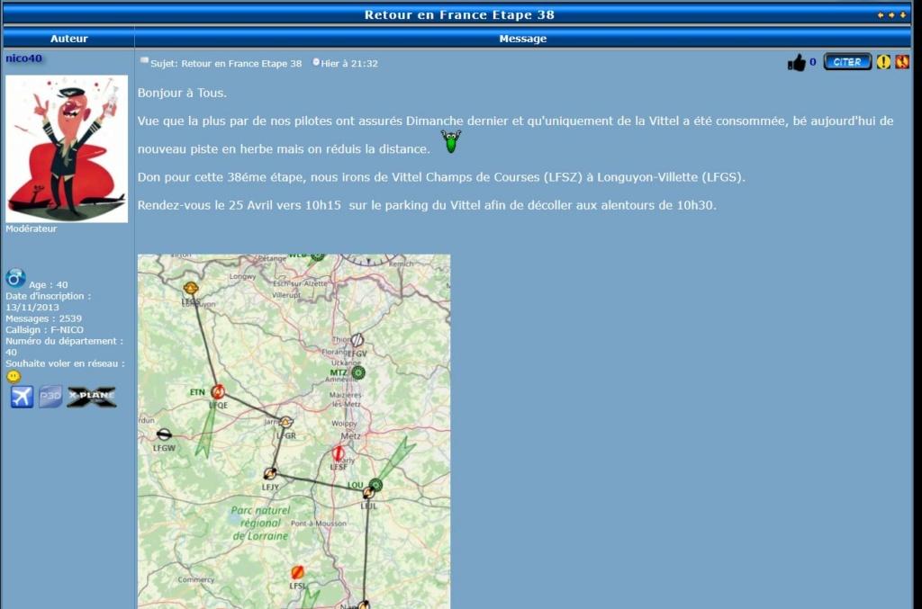 Retour en France Etape 38 Nico_n10