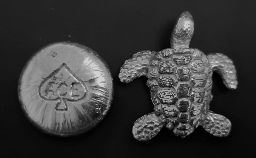 A question about my cast Silver collection? 20211012