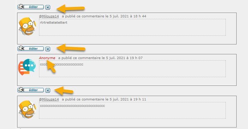 [PHPBB2]Afficher des commentaires sous forme de vignettes 313