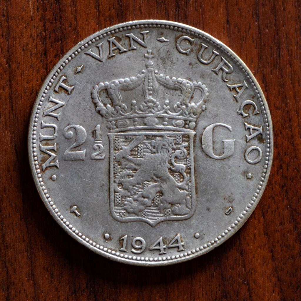 Curazao - 2,5 florines 1944 Img_1018