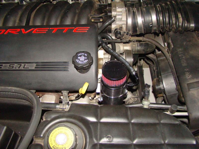 Utilisation d'un Oil Catch Tank sur Corvette C6 ZR1 Catch_10