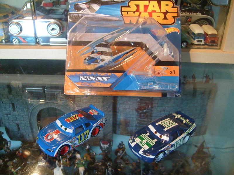 mes autres Cars 1 , 2 , 3 et Planes !!! toutes marques et matieres - Page 15 S7307841