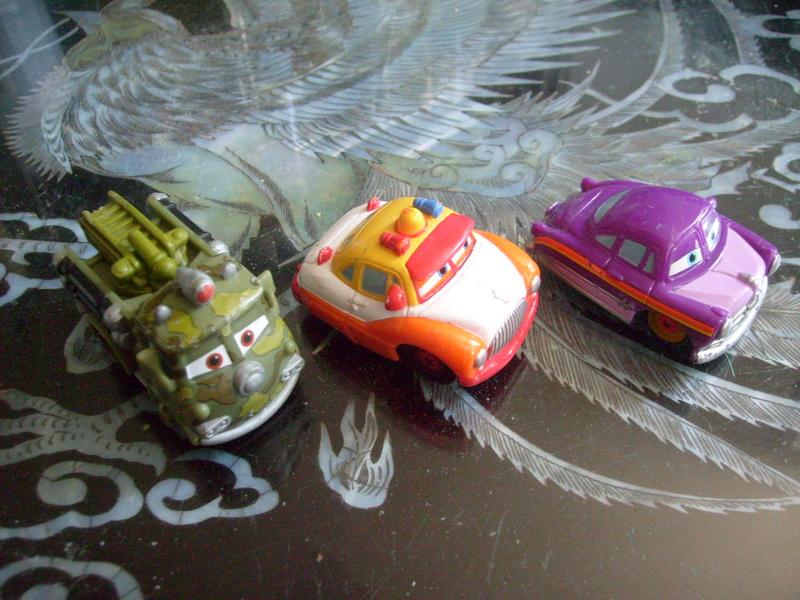mes autres Cars 1 , 2 , 3 et Planes !!! toutes marques et matieres - Page 15 S7307916