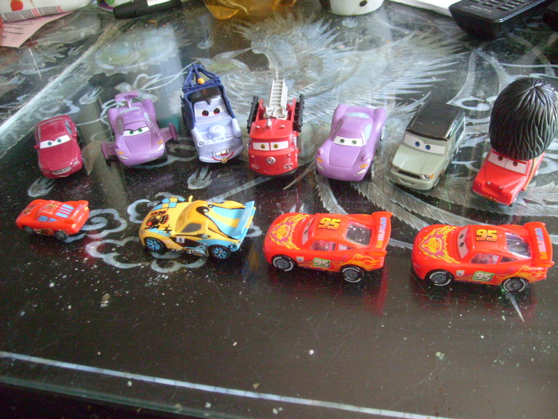 mes autres Cars 1 , 2 , 3 et Planes !!! toutes marques et matieres - Page 15 S7307920