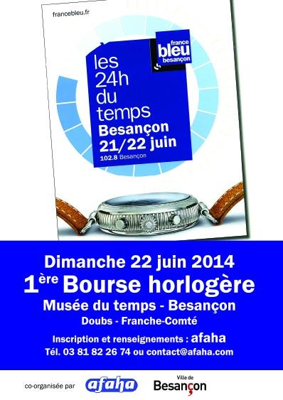 1ere Bourse horlogere au Musée du temps à Besançon Flyer_10