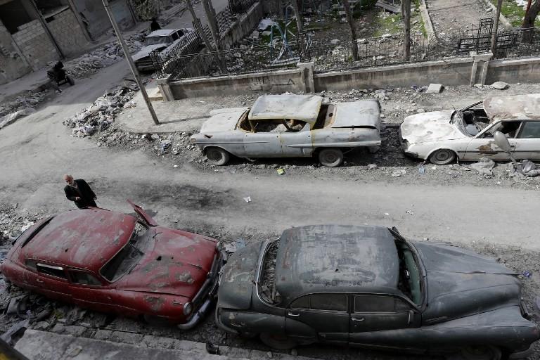 Projet de musée .... en Syrie  58c98c10