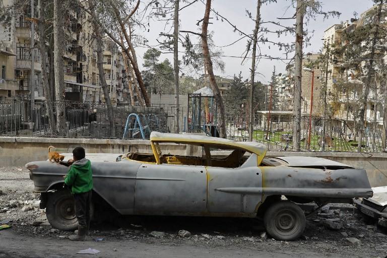 Projet de musée .... en Syrie  58c98d11