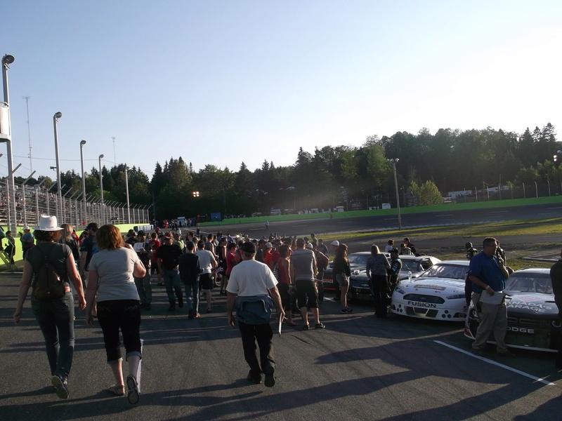 La Série NASCAR Pinty's s'ammène à l'Autodrome Chaudière - REMIS AU 25 JUIN Nascar12