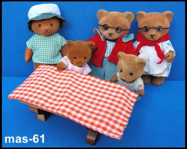 Les ours et lapins Simba Baren111