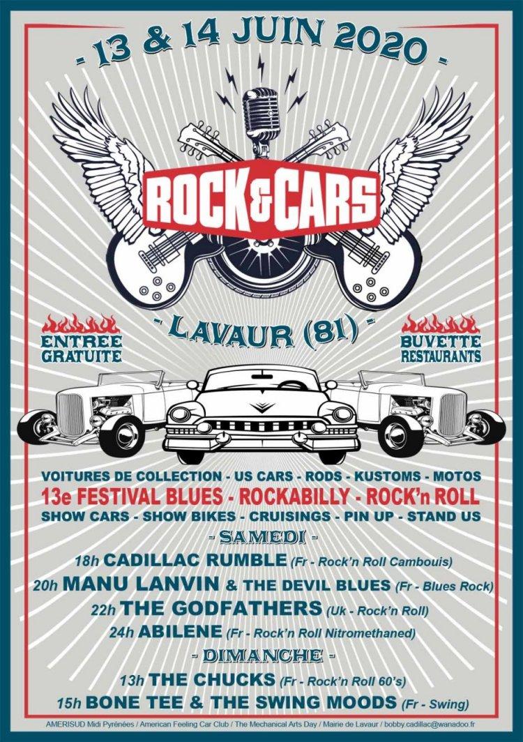 Rock & Cars - 13 et 14 juin à LAVAUR (81) 06_roc10