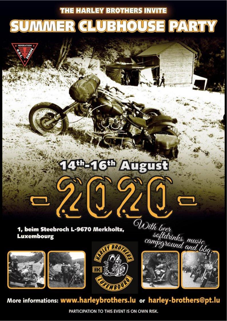 Summer Clubhouse Party - 14 au 16 août à MERKHOLTZ ( Luxembourg) 08_lux10