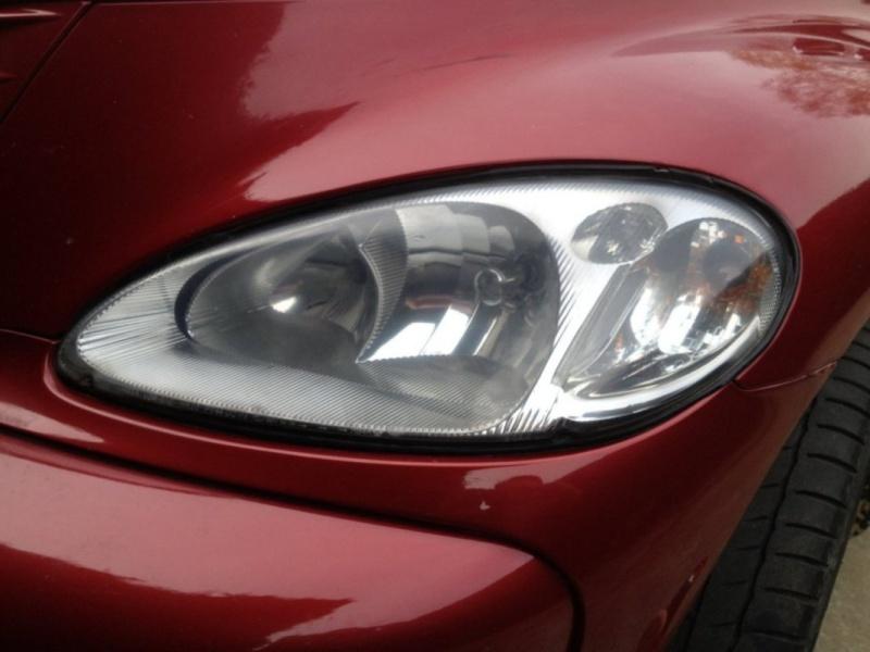 Les optiques de phares Phare110