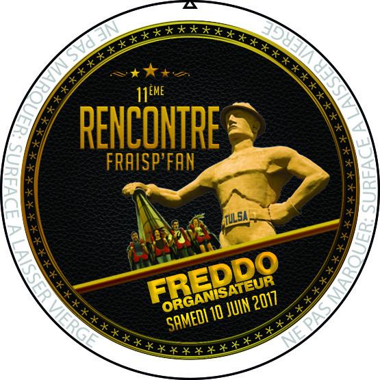Organisation de la rencontre 2017 Freddo10
