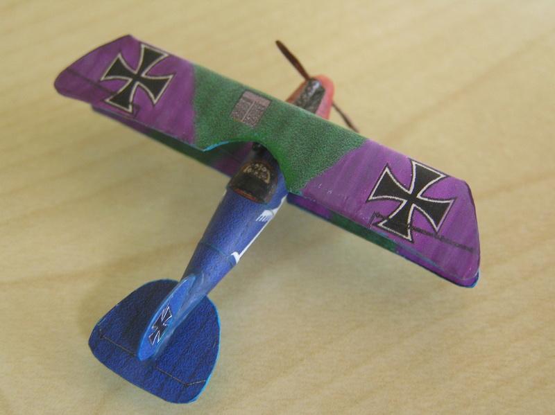 Chasseur Albatros 1918 P2180010