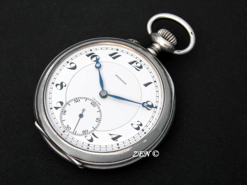 Chronomètres de bord , Chronomètres de vitrine  Graal410