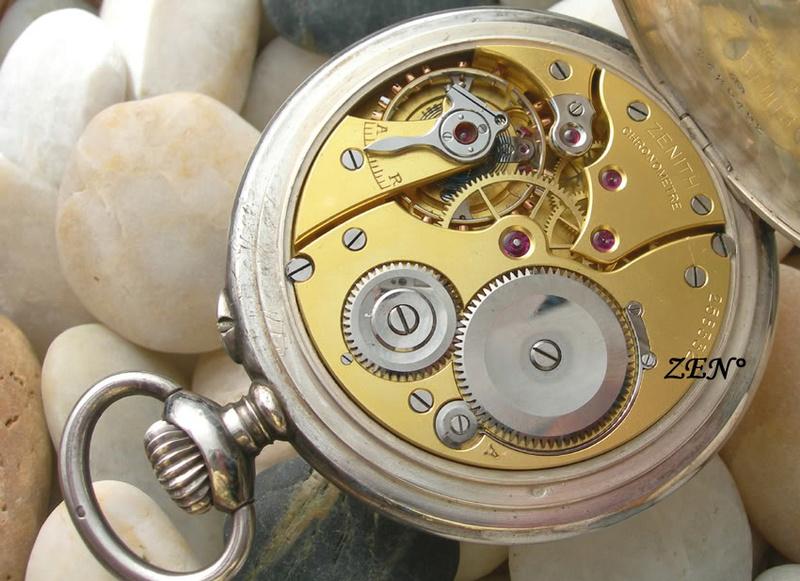 Chronomètres de bord , Chronomètres de vitrine  Graals11