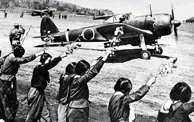 Rareté :Le Chronographe suisse d'un pilote japonais de la 2ème guerre mondiale.  Kamika12