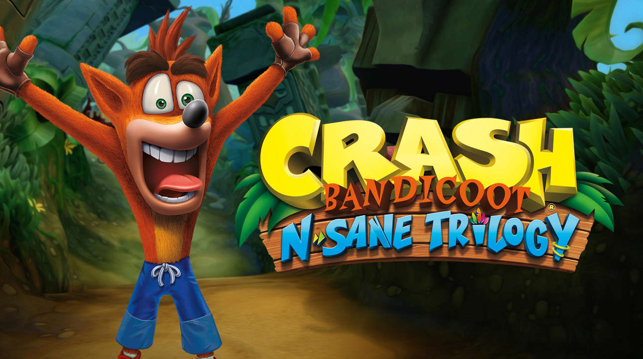 Crash Bandicoot N. Sane Trilogy la date dévoilée ! 0924ae10