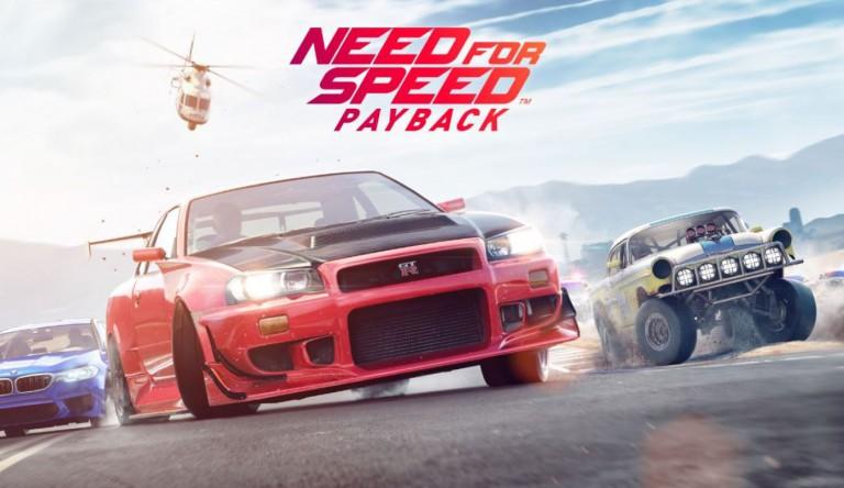 NEED FOR SPEED PAYBACK - EA dévoile son nouveau titre de course d'action scénarisée ! 14964010
