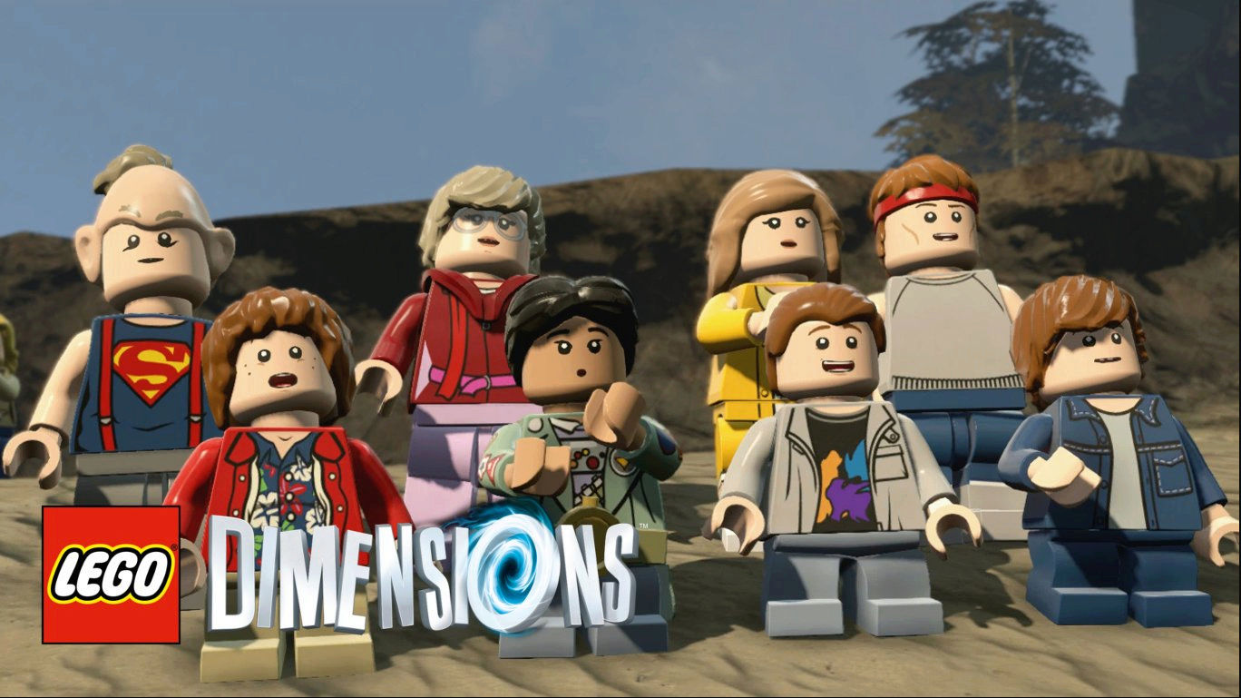 LEGO Dimensions - Packs d'Extension The Goonies, Harry Potter et LEGO City ! Goonie11
