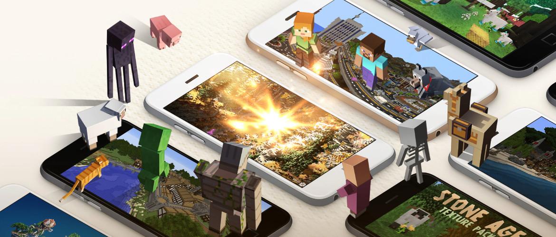 Minecraft dévoile son Marketplace Minecr10