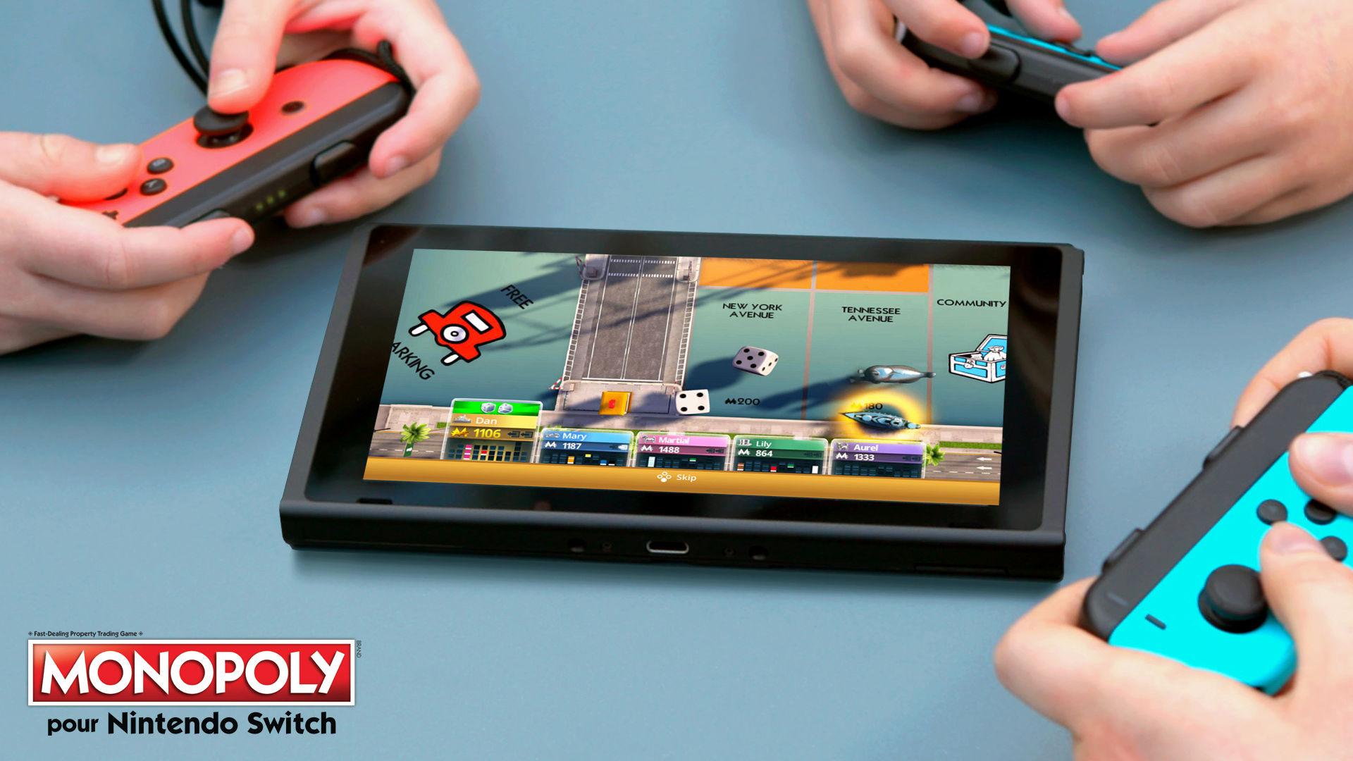 Monopoly annoncé sur Nintendo Switch ! Mnx-ta10