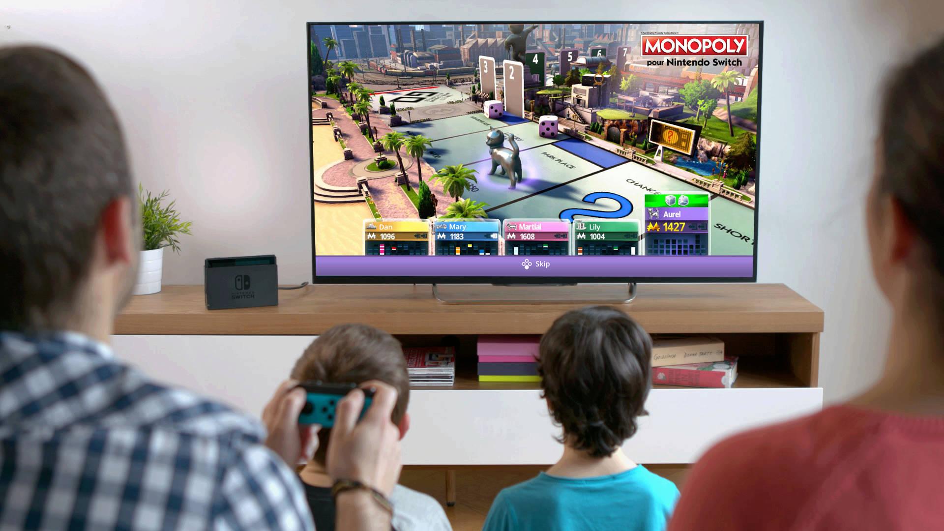 Monopoly annoncé sur Nintendo Switch ! Mnx-tv10