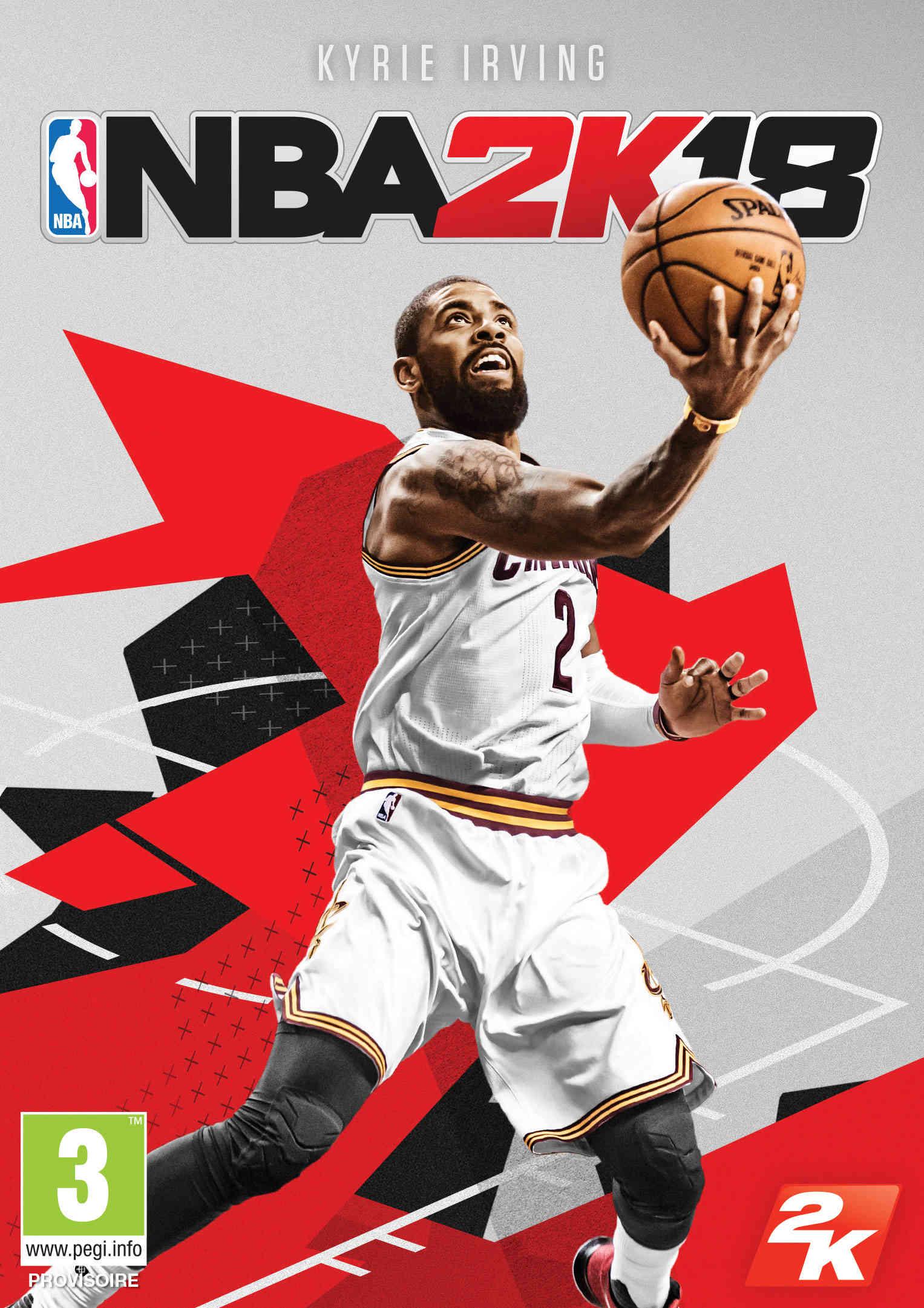 NBA 2K18 - Kyrie Irving en couverture ! Nba_2k10