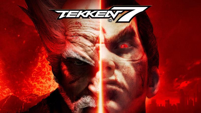 Tekken 7 est disponible ! Tekken10