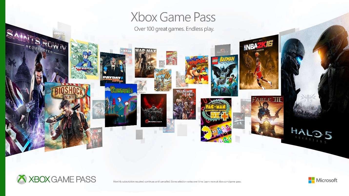 Le service Xbox Game Pass sera disponible dès le 1er juin avec plus de 100 jeux Xbox_g11