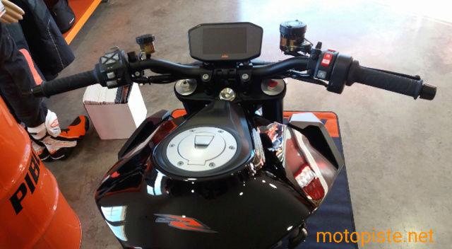 KTM SUPERDUKE 1290R : vue pour de vrai ! Screen11