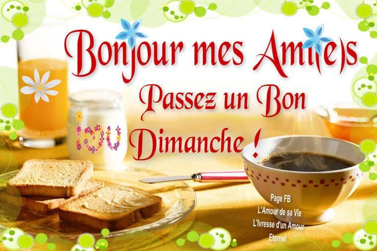 Bonjour - Page 3 Dimanc12
