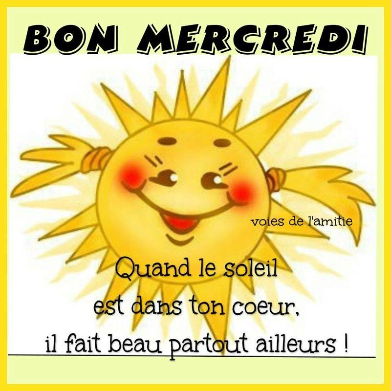 Bonjour - Page 6 Mercre13