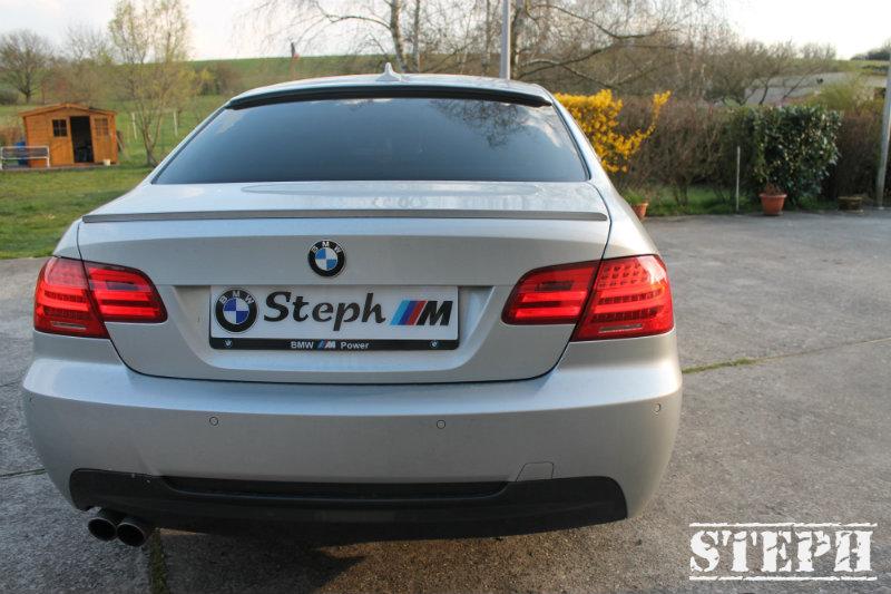 BMW E92 325dA sport design 2010  - Page 5 Img_2222