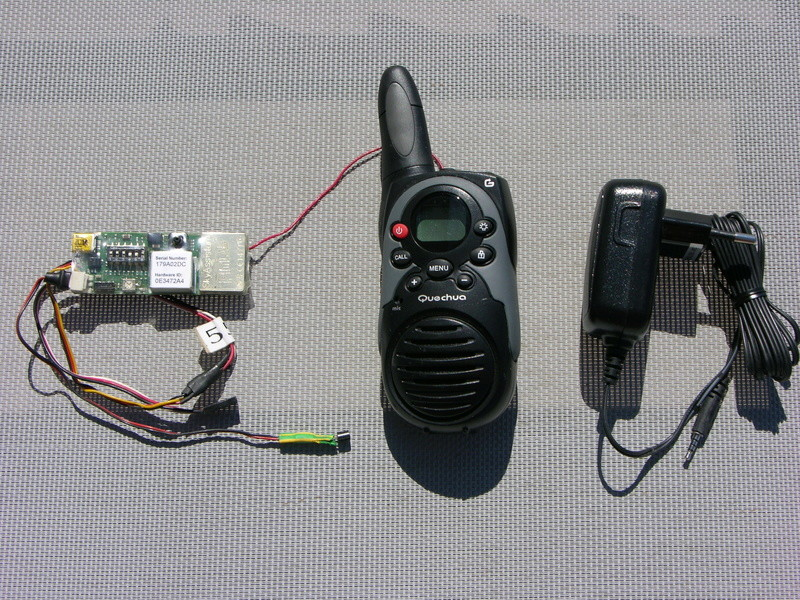 [Vendu]Variomètre PITLAB  SkyAssistant + talkie walkie. Dscn9310