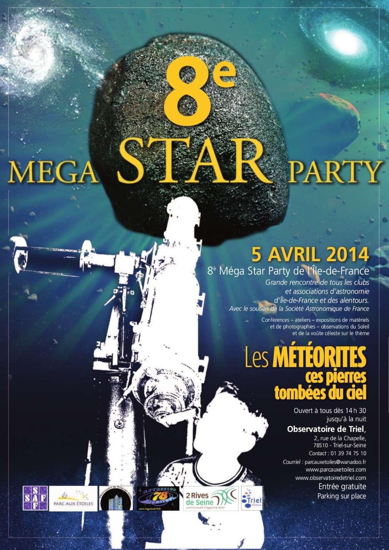 8ème Méga Star Party à Triel, on y va ! Megast10