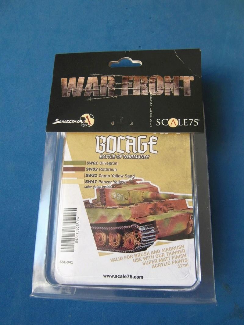 [SCALE 75 ] - set de peinture:  BOCAGE Warfro11
